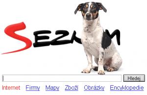 Portail Seznam, le petit chien survivra-t'il au quadricolor de Google